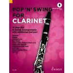 Schott Pop 'n' Swing For Clarinet
