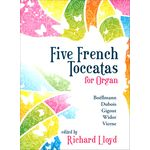 Kevin Mayhew Five French Toccatas for Organ