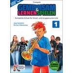 Bläser-Schulen-Verlag Gemeinsam Lernen 1 Trumpet