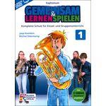 Bläser-Schulen-Verlag Gemeinsam Lernen 1 Euphonium