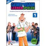 Bläser-Schulen-Verlag Gemeinsam Lernen 1 Drumset