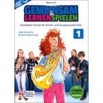 Bläser-Schulen-Verlag Gemeinsam Lernen 1 Horn in F