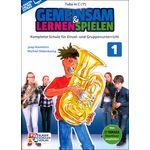 Bläser-Schulen-Verlag Gemeinsam lernen 1 Tuba