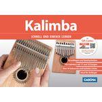 Hage Musikverlag Kalimba schnell und einfach