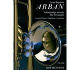 Friedrich Hofmeister Verlag Arban Schule für Trompete