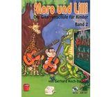 Acoustic Music Books Moro und Lilli 2 + CD
