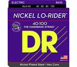 DR Strings Nickel Lo-Rider NLH-40