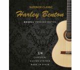 Harley Benton Superior Classic Coated NT 3/4