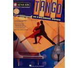 Hal Leonard Jazz Play-Along Tango