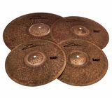 Zultan Raw Cymbal Set