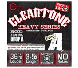 Cleartone Electric EMP Strings Drop A