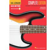 Hal Leonard Bass Method Complete Edition