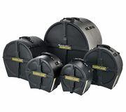 Hardcase Drum Case Set HRockFus