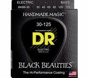 DR Strings Black Beauties BKB6-30