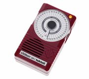 Wittner QM2 Metronome Ruby Red