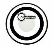 "Aquarian 22"" Performance II Clear Dot B"