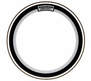"Aquarian 24"" Super Kick Clear Bass Drum"