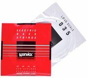 Warwick 46230 Red Strings Nickel