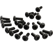 Adam Hall 5410BLK Rack Screw Pack
