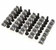 K&M M5 Rack Nut Pack Set