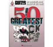 Hal Leonard Guitar 50 Greatest Rock Songs