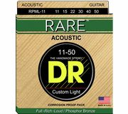 DR Strings Rare Acoustic RPML 11