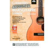 Alfred Music Publishing Garantiert Akustik-Bluesgit.