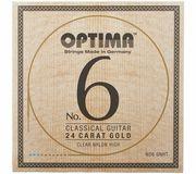Optima No.6 Gold Strings Nylon High