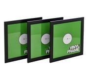 "Glorious 12"" Vinyl Frame Set Black"