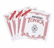 Pirastro Tonica Violin 4/4 Alu med. BTL