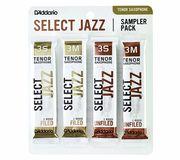 DAddario Woodwinds Select Jazz Tenor Sampler Pck3