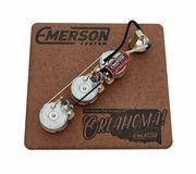 Emerson Custom J-Bass 250K Prewired Kit