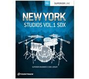 Toontrack SDX New York Studios Vol. 1