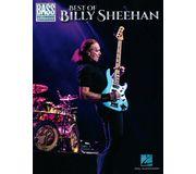 Hal Leonard Best Of Billy Sheehan