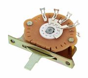 Emerson Custom 5-Way Switch (Oak Grigsby)