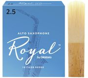 DAddario Woodwinds Royal Alto Saxophone 2.5