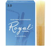 DAddario Woodwinds Royal Baritone Saxophone 3.0