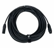 Stairville PDC5BK IP65 DMX Cable 25m 5pin