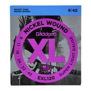Daddario EXL120