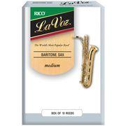 Daddario Woodwinds La Voz Baritone Sax M