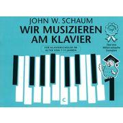Bosworth Wir musizieren am Klavier Bd.1