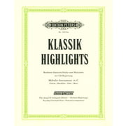 C.F. Peters Klassik-Highlights Vol.1