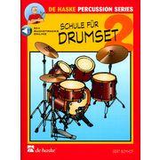 De Haske Schule für Drum Set Bd. 2