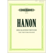 Edition Peters Hanon Der Klavier-Virtuose