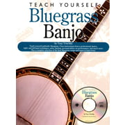 Music Sales Teach Yourself Bluegrass Banjo