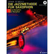 Schott Jazzmethode T-Sax