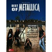 Cherry Lane Music Company Best Of Metallica PVG