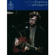 Wise Publications Eric Clapton Unplugged Git.