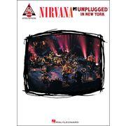 Hal Leonard Nirvana Unplugged In New York