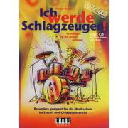 AMA Verlag Nowak Ich werde Schlagzeuger